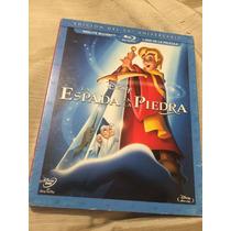 La Espada En La Piedra Edición 50 Aniv. Restaurada Br/dvd