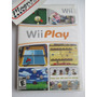 Wii Play Para Nintendo Wii Completo Juego De Varios Deportes