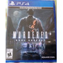 Ps4 - Murdered (soul Suspect)
