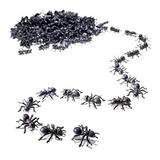 Mini Hormigas De Plástico De 1 12 Pulgadas