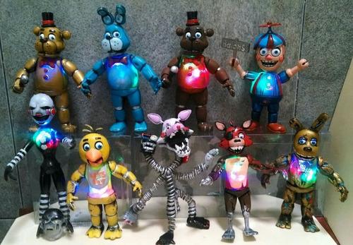 Freddy's Nights Personajes At Five 10 Venta En Tecámac Colección TlKJ1cF
