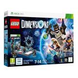Lego Dimensions Starter Pack Xbox 360 Nuevo