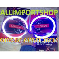 Ojo De Angel O Angel Eyes Universales Led Blanco O Azul 16cm