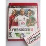 Fifa 12 Para Playstation 3 Ps3 Futbol En Español Funcionando
