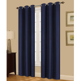 Cortinas Blackout Largas 2m De Ancho X 2.40cm De Largo