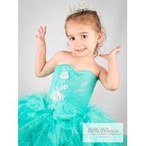 Vestido De Niña Fiesta O Pajecita - Presentación - Social