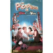 Los Picapiedra En Viva Rock Vegas Videocassette Vhs