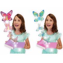 Diario Mariposa Sorpresa Flutterbye Hada Voladora Rosa Azul