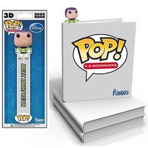 Funko Bookmark 3d Buzz Lightyear Disney Separador Toy Story