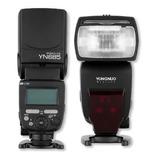 Flash Yongnuo Yn 685c Ttl Receptor Integrado Para Canon