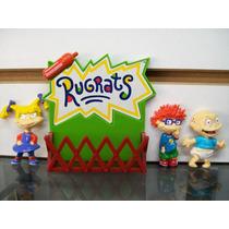 Figuras Con Iman De Rugrats Nickelodeon