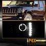 Faros Jeep Cherokee Sport 1997 - 2001, Ojo Angel, Accesorios