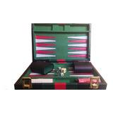 Maletin De Backgammon Foto Real, Envio Gratis