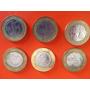 Coleccion Monedas 20 Veinte Pesos Conmemorativas