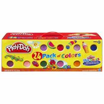 Play-doh 24 Plastilina De Colores Blakhelmet Sp