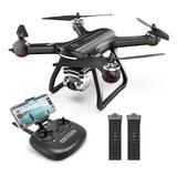 Drone Con Gps Cámara Wifi 2k 5g Holy Stone Hs700d Fov 110°