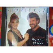 Pimpinela Cd Hay Amores Que Matan, Usa 1993,