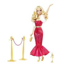 Barbie Actriz Óscar Nueva Especial Alfombra Roja Oscares