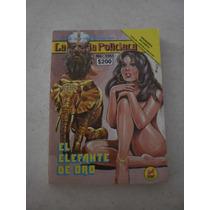 La Novela Policíaca- El Elefante De Oro #1555 Año Xxix