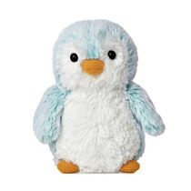 Pinguino Pom Pom 17 Cm Oso Peluche Aurora Importado 35 Cm