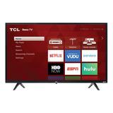 Smart Tv Tcl 3-series 32s331 Led Hd 32