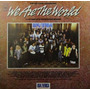 Varios Artistas - Usa For Africa We Are The World Lp Insert