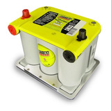 Bateria De Gel Optima Amarilla Sin Casco Viejo 75/25 12v