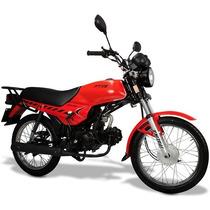 Moto Italika Ft115 Naranja