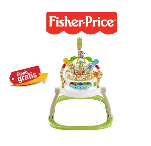 Silla saltarina musical bebe compacta fisher price 1299 for Silla 2 en 1 fisher price