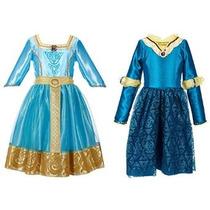 Royal Y Aventura Vestidos De Princesa De Disney Brave Mérida