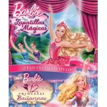 Barbie Y Las Zapatillas Mágicas/barbie En Las 12 Princesas