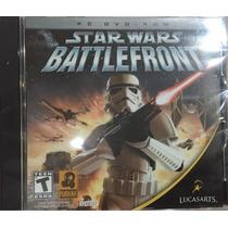 Starwars Battlefront Pc Dvd Ingles Nuevo Solo Disco En Caja