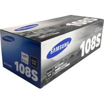 Toner Samsung 108 Negro Mlt-d108s Original ( D108s ) 108s