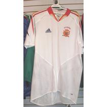 Playera Adidas De España Mundial 2002 Talla Xl