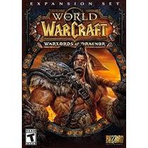 World Of Warcraft: Warlords De Draenor Expansión - Pc / Mac