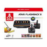 Consola Atari Flashback 8, 105 Juegos Incluidos, 2 Controles