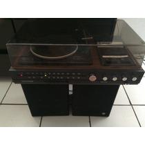 Estereo Am Fm Cassette Acetatos! Bocinas Originales! Usado!