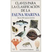 Zoología - Claves Para La Clasificación De La Fauna Marina