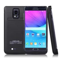 Funda Bateria Cargador Galaxy Note 4 Pila Recargable 4800mah