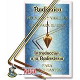 Varillas De Radiestesia Con Libro Sobre Su Uso Y Beneficios
