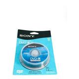 Mini Dvd Sony 30 Min 1.4 Gb 10 Discos  Leer Descripción