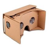 Lentes Google Cardboard Visor Vr Box De Realidad Virtual!