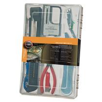 Kit De Accesorios De Pesca R2f Con Caja Plastica Incluida