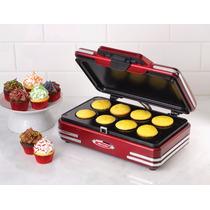Máquina Para Fabricar Deliciosos Cup Cakes Nostalgia