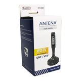 Antena Alta Definición Con Imán Radox Para Pantallas 015-293