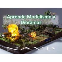 Aprende Modelismo Diorama Maqueta Hobby