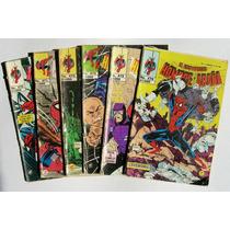 Hombre Araña Set De 6 Números Comic Mexicano 1990