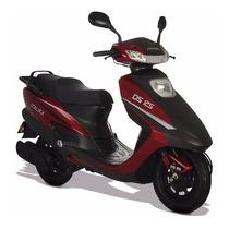 Moto Italika Ds 125 Rojo