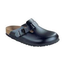 Zapatos Birkenstock Modelo Boston Negro