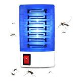 Lampara Mata Mosquitos Moscas Electrico Trampa Insectos